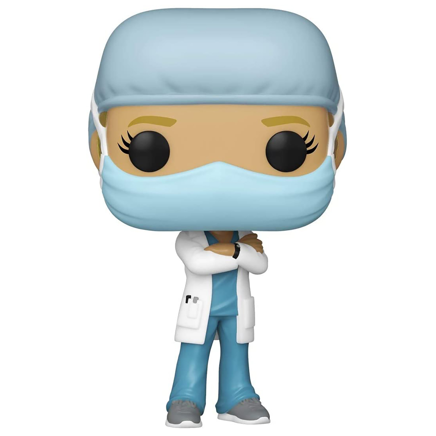 Фигурка Funko POP! Vinyl: Heroes: Front Line Worker: Female #1 54047