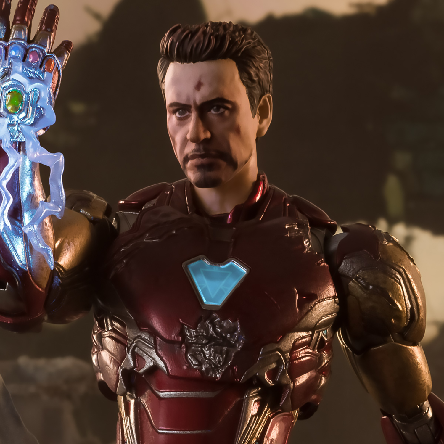 Фигурка S.H.Figuarts Avengers: Endgame Ironman Mark 85 I am Iron Man Edition 604972