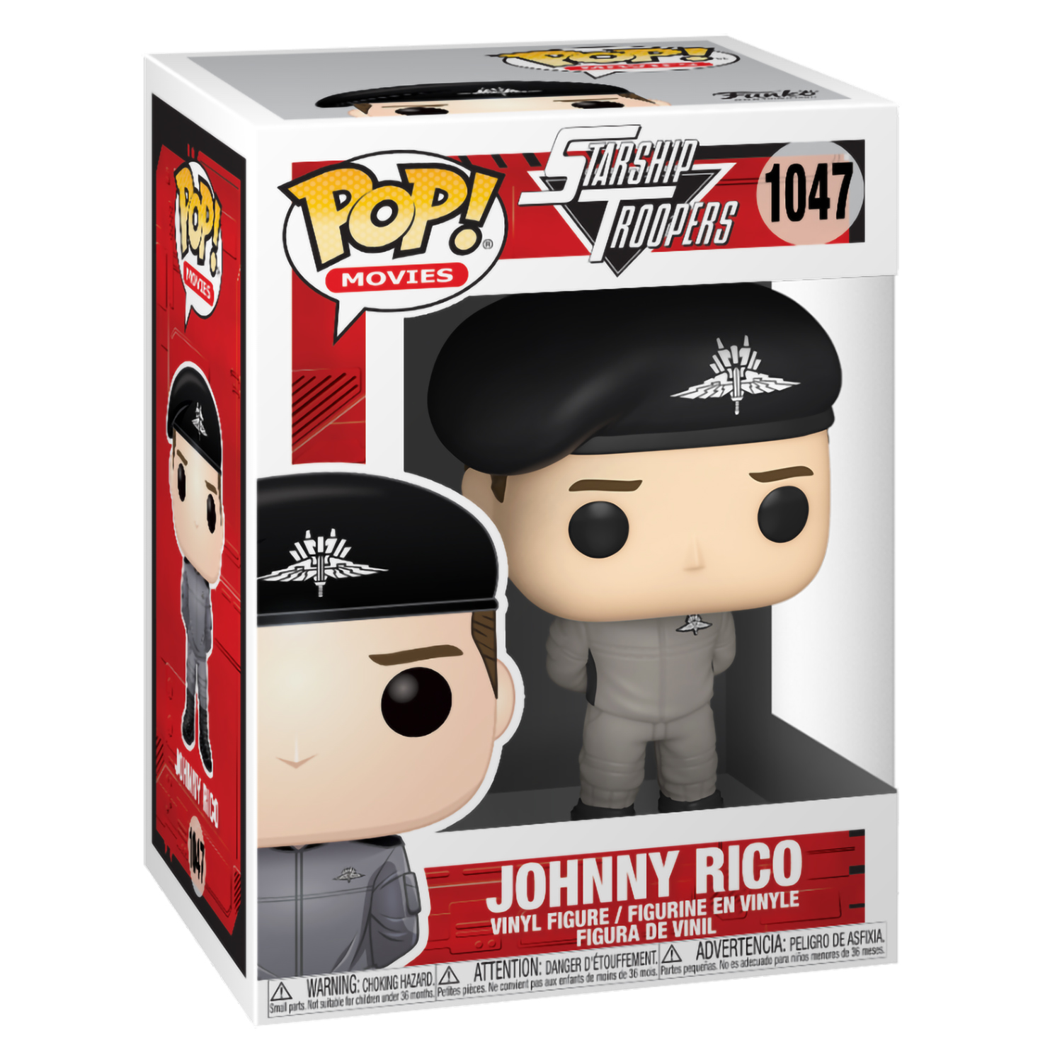 Фигурка Funko POP! Movies Starship Troopers Rico In Jumpsuit 51946