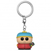 Брелок Funko Pocket POP! Keychain: South Park S3: Cartman w/Clyde (52464) 51642-PDQ
