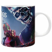 Кружка Watch Dogs 3 Legion Keyart 320 ml ABYMUG813