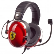 Игровая гарнитура Thrustmaster T.RACING SCUDERIA FERRARI EDITION, XBOX ONE, PS4, SWITCH, 3DS,PC