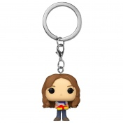 Брелок Funko Pocket POP! Keychain: Harry Potter: Holiday: Hermione 51206-PDQ