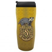 Кружка-термос Harry Potter Hufflepuff Travel mug 355 ml ABYTUM024
