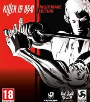 Killer Is Dead PC-DVD (jewel)