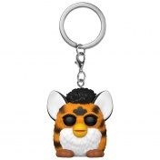 Брелок Funko Pocket POP! Keychain: Hasbro: Tiger Furby 52158-PDQ
