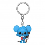 Брелок Funko Pocket POP! Keychain: Simpsons: Itchy (54402) 53763-PDQ