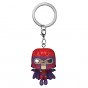 Брелок Funko Pocket POP! Keychain: Marvel Zombies: Magneto 49130-PDQ