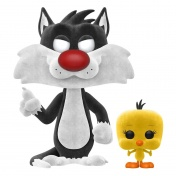 Фигурка Funko POP! Animation Looney Tunes Sylvester & Tweety (FL) (Exc) 46978