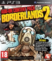 Borderlands 2 Add-On Content Pack