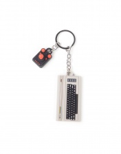 Брелок Difuzed: THE C64 Console & Joystick 3D Rubber Keychain KE123442C64