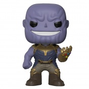 Фигурка Funko POP! Bobble Marvel Avengers Infinity War Thanos (Exc) 31075