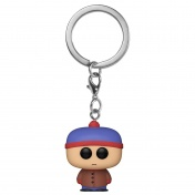 Брелок Funko Pocket POP! Keychain: South Park S3: Stan (52464) 51641-PDQ