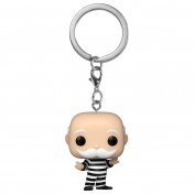 Брелок Funko Pocket POP! Keychain: Monopoly: Criminal Uncle Pennybags 51899-PDQ