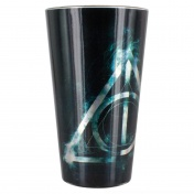 Бокал стеклянный Harry Potter Deathly Hallows Glass V2 PP4556HPV2