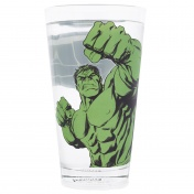 Бокал стеклянный Marvel Avengers Hulk Colour Change Glass PP2987MAV2